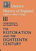 The Literary History of England