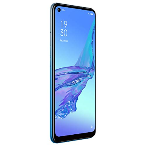 OPPO A53 (Fancy Blue, 6GB RAM, 128GB Storage) with No Cost EMI/Additional Exchange Offers