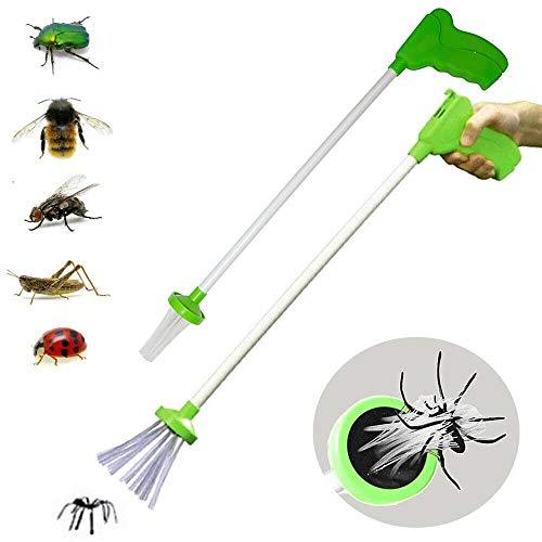 Mooyii Spider Catcher Spinnenfänger Greifarm für Spinnen Insekten Fänge Insektenschutz
