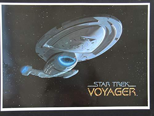 Unbekannt Star Trek Voyager (Raumschiff) Poster 61 x 85 cm