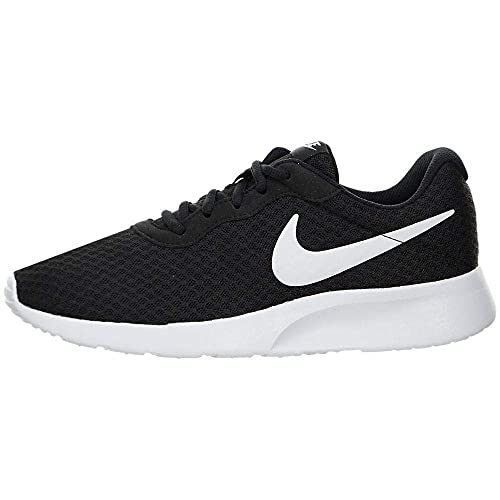 Nike Tanjun, Zapatillas de Running para Mujer, Negro (Black/White 011), 36.5 EU