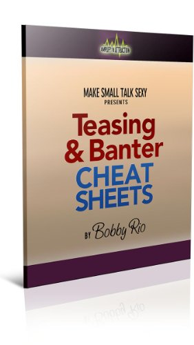 Teasing and Banter Cheat Sheets (English Edition)