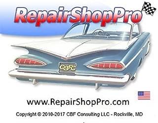 auto repair invoicing