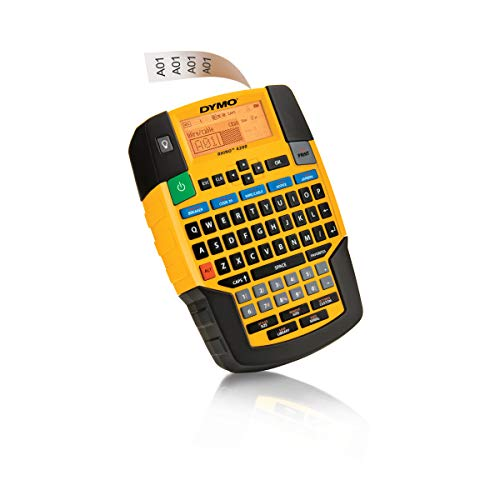 DYMO Industrial Label Maker | Rhino 4200 Label Maker, Time-saving Hot Keys,...