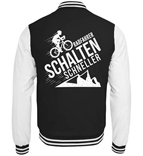 Chorchester Schakelaar Snelle fiets - College Sweatjack