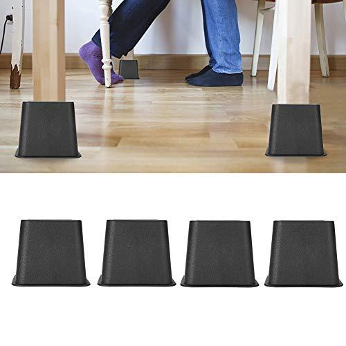 4pcs/set Elevadores De Muebles De 3
