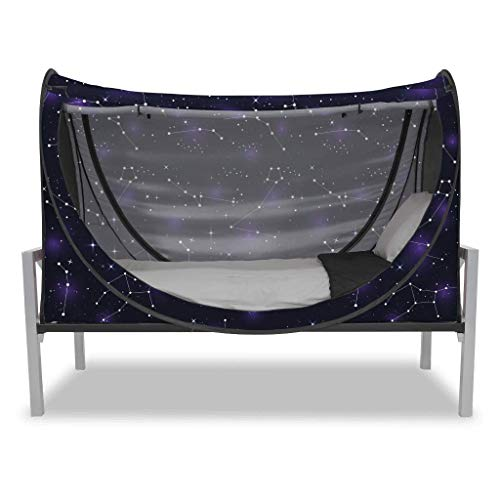 Privacy Pop Eclipse Bed Tent - Toddler/Starry Constellation