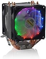 Snowman X4 CPU Soğutucu Fan Rainbow