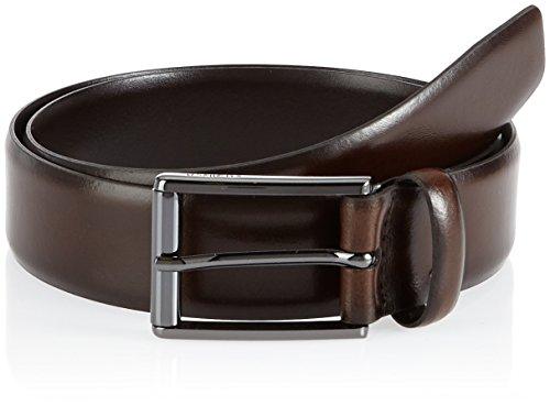 Strellson Premium Belt Ceinture, Marron (D'brown 52), 105 cm Homme
