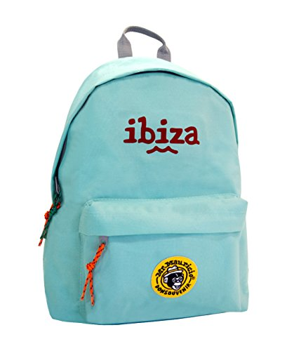 Mochila EP Junior Ibiza. Color: Verde Mint.