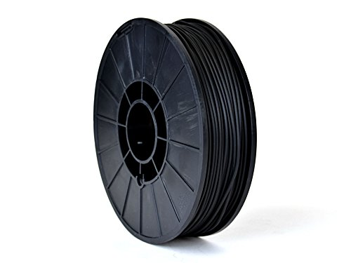 Aleph Objects Inc. NinjaFlex 3D Printer Filament, TPE, 3 mm, 0.75 kg Reel, Goud, Middernacht, 12