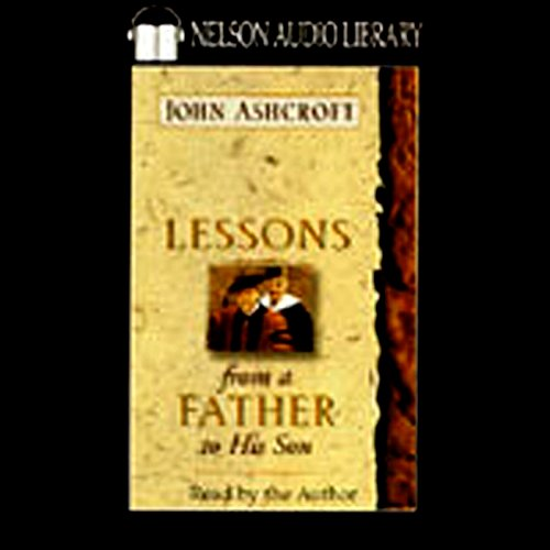 Lessons from a Father to His Son audiobook cover art