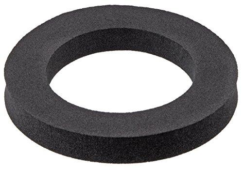 Cornat Dichtung für Aufsatz Spülkästen, Moos-Gummi, A 110, B 70, C 14 Durchmesser 110 mm, Innendurchmesser 70 mm, 1 Stück, T360712