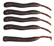 Künstliche Wattwürmer von Dieter Eisele zum Meeresangeln auf Plattfisch & Dorsch Länge: 8cm, leicht auftreibend, UV-aktiv sehr haltbares & dehnbares Material, sehr gut zum Brandungsangeln & Bootsangeln vollgesogen mit Kvalvik Flavour, nicht abfärbend...