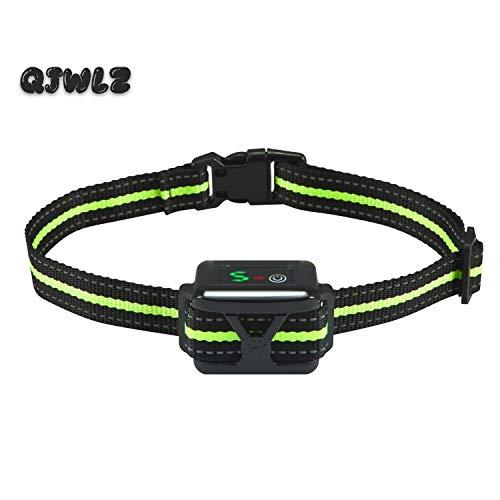 QJWLZ Anti-Bell Halsband für Hunde