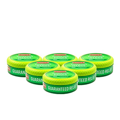 O'Keeffe's Working Hands 96g Jar (Pack of 6)