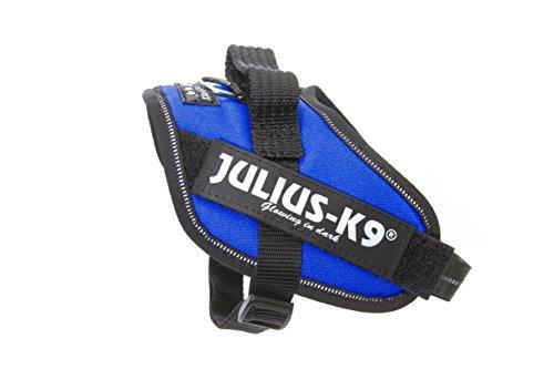 Julius-K9, IDC Powergeschirr, Größe: XS / Mini-Mini, Blau