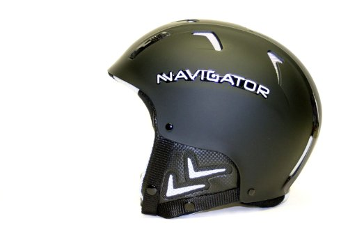 NAVIGATOR Skihelm, Snowboardhelm PHÖNIX, Größe XS, Farbe Schwarz