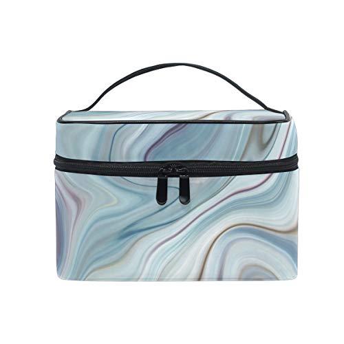 Cute Cosmetic Bag, Modern Mosaic Professional Travel Makeup Bag, Toiletry Storage Bags for Women