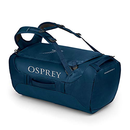 Osprey Europe Transporter 65 Sacs à Dos Unisex-Adult, Deep Water Blue, O/S