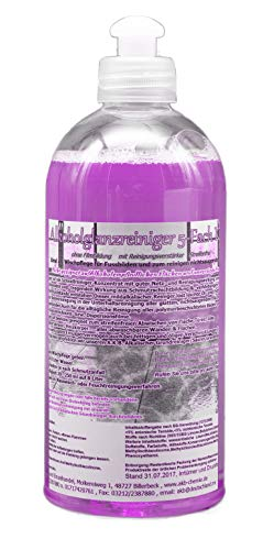 A.K.B. Alkohol-Glanzreiniger 5-Fach Konzentrat (idealer Alkoholglanzreiniger als Bodenreiniger, Hartbodenreiniger), 0951 (0.5 L Flasche)