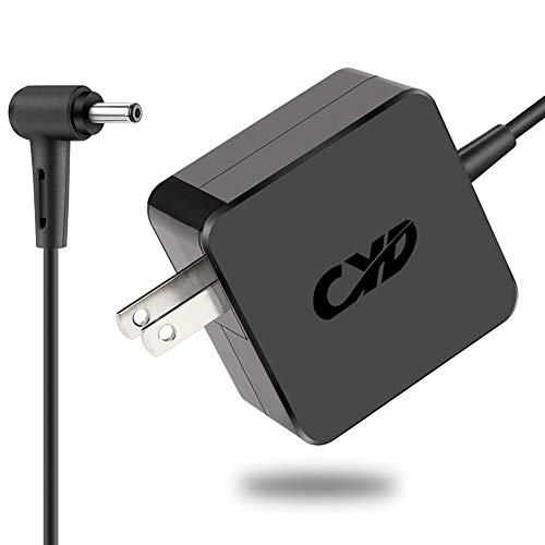 CYD 19V 2.37A 45W Laptop Power Cord Compatible for Acer Computer Charger R15 R5 R7 S5 S7 V13 Switch 11 11v 12 Alpha sw5-171 sw5-171p One Cloudbook 11 14 Spin 5 Swift 3 sf314 a13 AC Adapter
