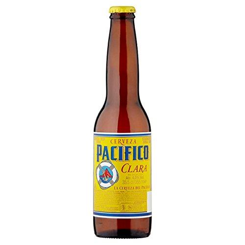 Pacifico Clara 355ml (Packung mit 24 x 355ml)