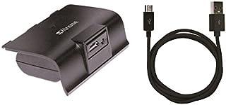 Xtreme 65425 Accesorio de Controlador de Juego Gaming Controller Battery - Accesorios de Controlador de Juego (Gaming Controller Battery, Negro, Microsoft, Xbox One, 800 mAh)