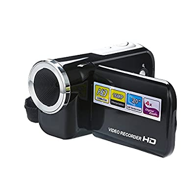 Video Camcorder HD 1080P Handheld Digital Camer...