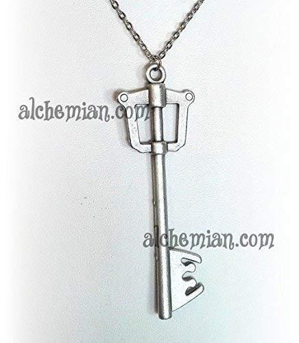 Kingdom Hearts, Keyblade, collana tono argento