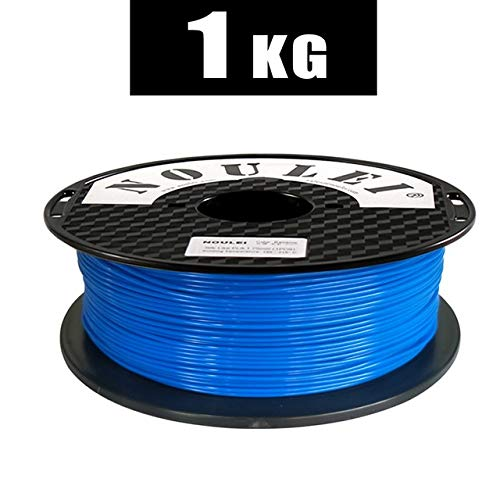 3D-Drucker Glühfaden PLA 1.75mm 1KG Bunte Qualitäts-Kunststoff-Druckmaterial 6 Farben Weiß Schwarz PLA Filament 3D Pen Filament Refills (Color : Blue)