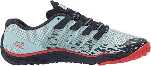 Merrell Trail Glove 5, Zapatillas Deportivas para Interior para Mujer, Azul (Aqua), 42.5 EU
