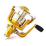 Carrete de TY pesca spinning 5:2:1 13 Rodamientos de bolas Intercambiable Pesca en General-AE3000 Fishdrops