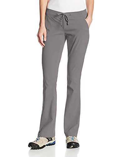 Columbia Women's Anytime Outdoor¿ Boot Cut Pant Boulder 8 R