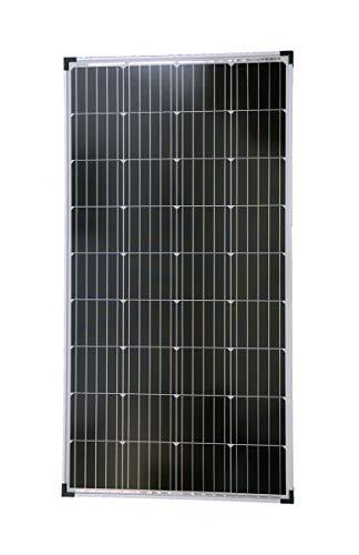 solartronics Solarmodul 140 Watt Mono Solarpanel Solarzelle Photovoltaik 91681