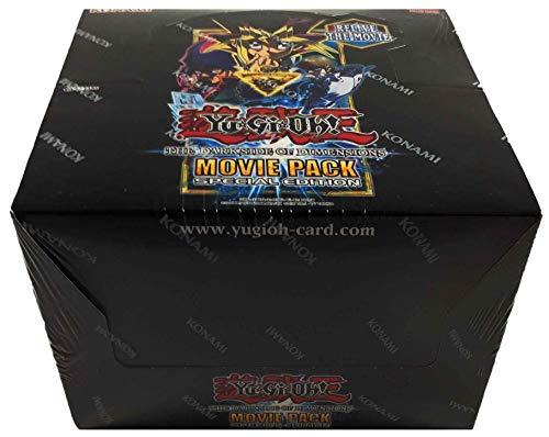 Konami Yu-Gi-Oh! Movie Pack Special Edition Display Box (10 Decks Per...