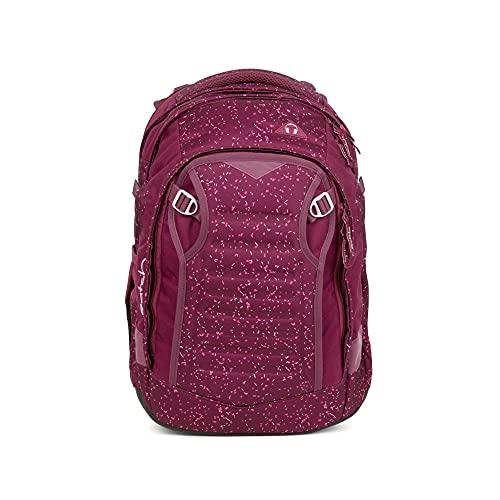 satch match Schulrucksack - ergonomisch, erweiterbar auf 35 Liter, extra Fronttasche