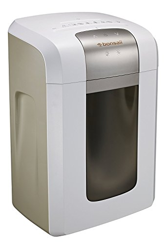 Bonsaii 4S23 8-Sheet Micro-Cut Shredder P-5 Security, Thermal...
