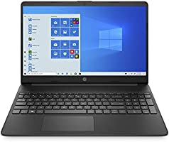 HP 15s-fq1019ne Laptop, 15 inches HD, 10 Gen Intel® Core™ i3 processor, 4GB RAM, 256GB SSD, Intel UHD Graphics, Windows...