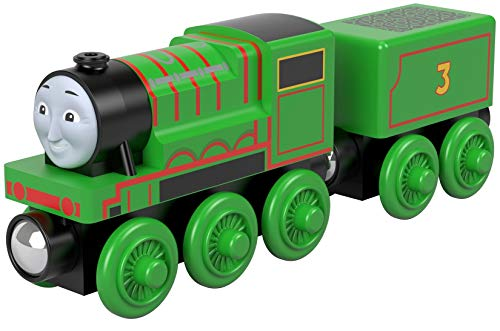 Thomas & Friends Wood Henry Push-Along Train Engine (GHK13)
