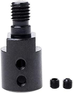 5-14mm Shank M10 Arbor Mandrel Connector Adaptor Cutting Tool UK