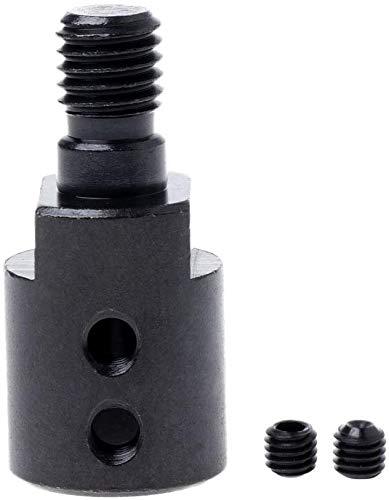 5mm-14mm Shank M10 Arbor Mandrel Conector Adaptador Herramienta de Corte Accesorio para Amoladora de Ángulo