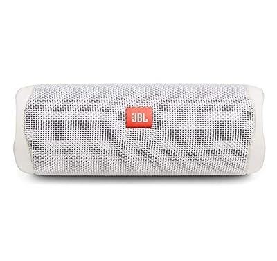 JBL FLIP 5 Waterproof Portable Bluetooth Speaker - White from JBL