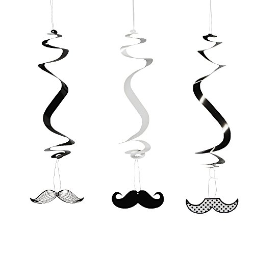 Top mustache man party supplies for 2020