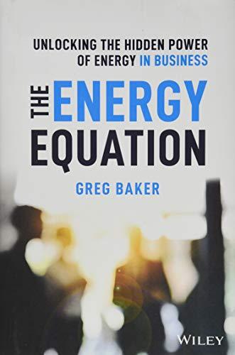 Baker, G: Energy Equation