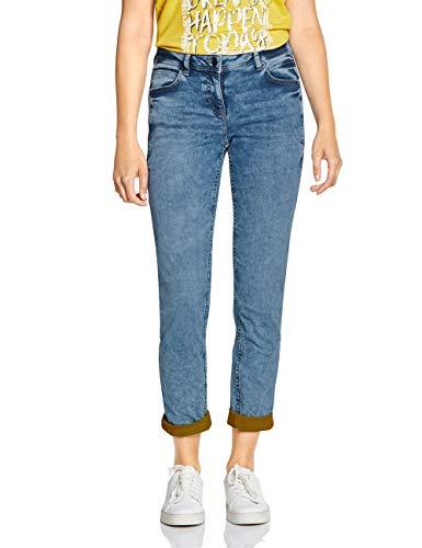 Cecil dames jeans (rechte pijp) 372457 Scarlett Loose Fit
