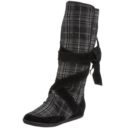 Killah M00390-CS9387-G06000, Damen Stiefel, schwarz, (schwarz G06000), EU 38