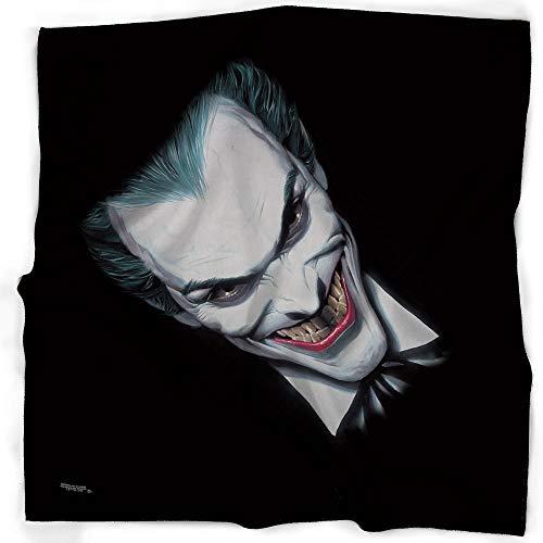 Bandana DC Comics Alex Ross The Coringa sorriso de rosto inteiro