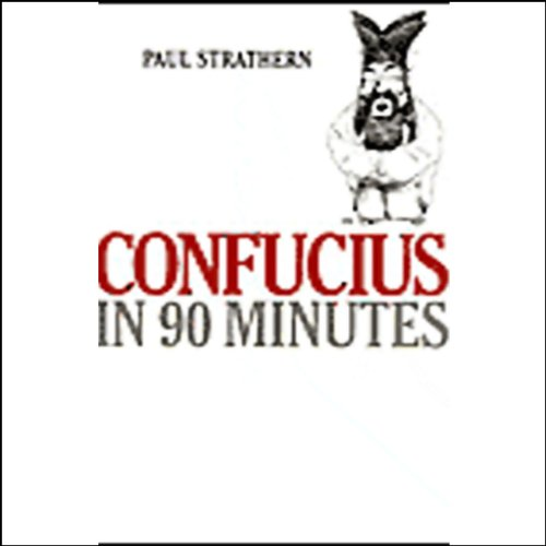 Confucius in 90 Minutes audiobook cover art