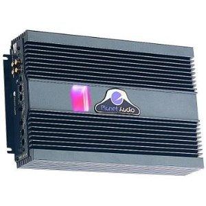 Planet Audio hvt754, 4-canal carcasa híbrida al vacío para amplificador de tubo